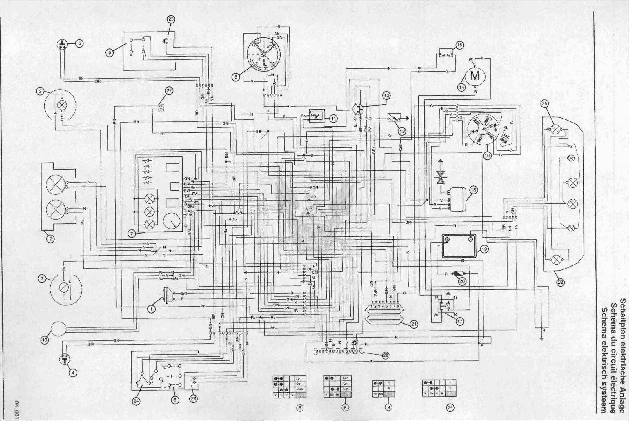 Schema Elettrico Mbk Booster : Schema elettrico booster mbk fare di una mosca